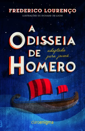 A Odisseia De Homero Adaptada Para Jovens