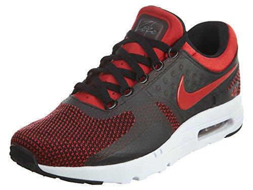 Nike Men's Air Max Zero Essential University Red/University Red Running Shoe 9 Men US 876070-600