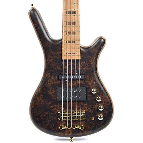 String Bass Guitar Walnut Satin - 8