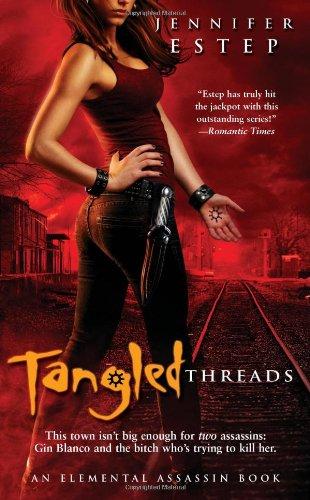 Tangled Threads (Elemental Assassin, Book 4) PDF ePub book