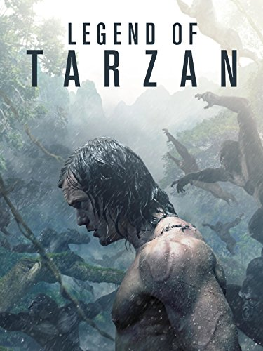 Legend of Tarzan Film