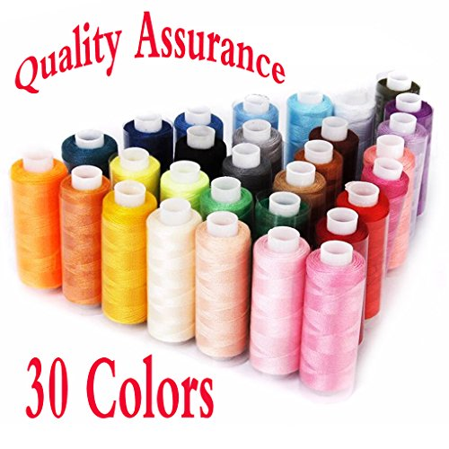 multicolored sewing floss - 7