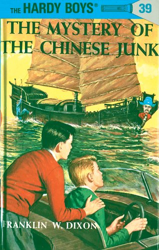 Chinese Junk Boats (Hardy Boys 39: The Mystery of the Chinese Junk (The Hardy Boys))