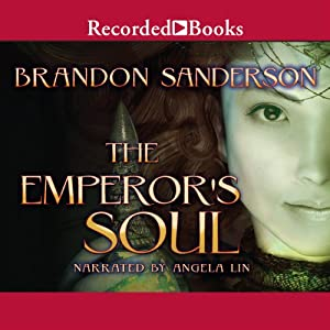 The Emperor's Soul Audiobook