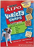 Purina Alpo Variety Snaps Little Bites Dog Treats 32oz (2) For Sale