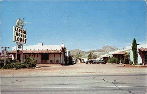 Amazon.com: La Posta Motor Lodge El Paso, Texas Original Vintage Postcard: Entertainment Collectibles