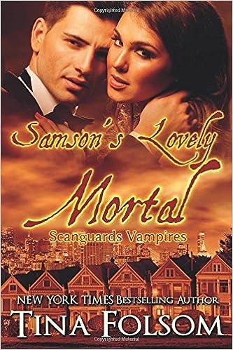 Book Samson's Lovely Mortal (Scanguards Vampires #1)