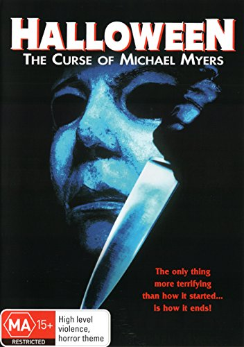 Halloween VI: The Curse of Michael Myers [1995] [NON-USA Format / PAL / Region 4 Import - ()