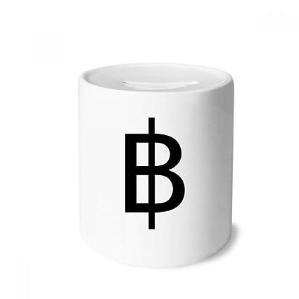 Amazon Diythinker Currency Symbol Thai Baht Money Box Saving