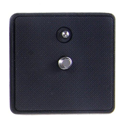 Vanguard QS-50 Quick Shoe with 1/4 inch Camera Screw and Pin
