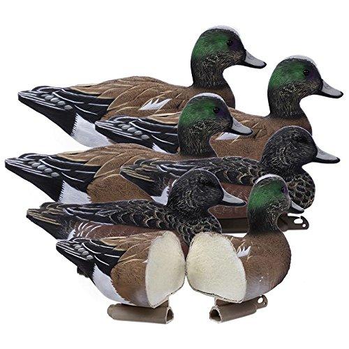 Higdon Decoys Standard Wigeon Duck Decoy Foam-Filled