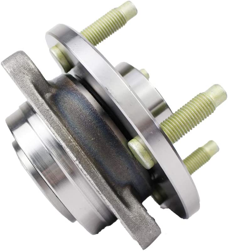 MACEL 513205 Front Wheel Hub Bearing Assembly for Chevrolet Cobalt Saturn Ion 4 Lugs Non-ABS