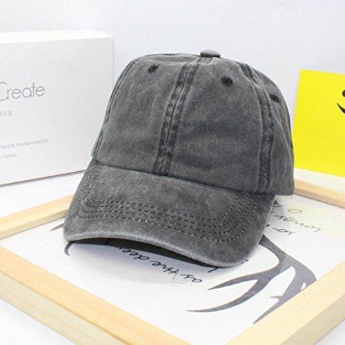 de visera Adeshop os ni transpirables color el sombrero ajustable para b de gorra sol puro lindo UU71O5qw