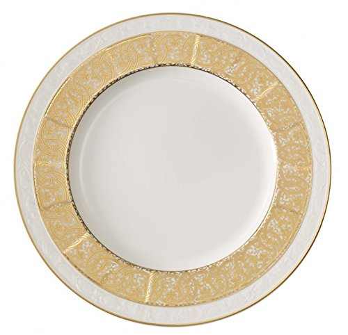 Villeroy & Boch Golden Oasis Round Plate Plan, 33 cm, fine Bone China, Multi-Colour