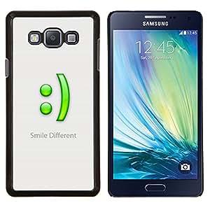 Stuss Case / Funda Carcasa protectora - Sonrisa Diferente - Samsung Galaxy A7 A7000