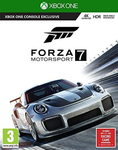Forza Motorsport 7 Standard - Xbox One [Importación francesa]: Amazon.es: Videojuegos