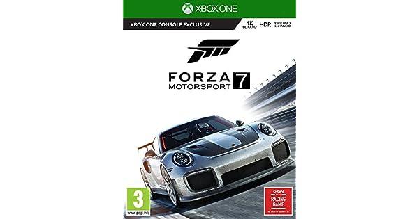 Forza Motorsport 7 Standard - Xbox One [Importación francesa ...