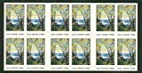 Louis Comfort Tiffany - Booklet of 20 US 41c Stamps 4165