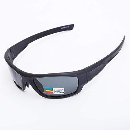Y-YT Gafas de Deporte Gafas de Sol polarizadas Gafas al Aire Libre Deportes,