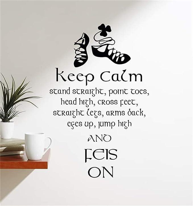 pegatinas de pared tortugas ninja Mantener la calma ...