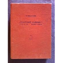 Anatomie Humaine, descriptive et topographique, Tome II : Tronc