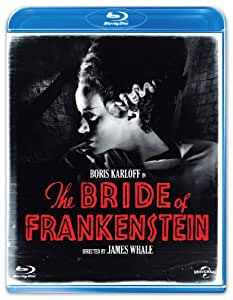 Bride of Frankenstein (Import) [Blu-ray]