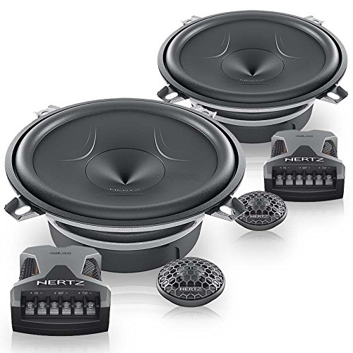 Pioneer Lautsprecher Boxen 165mm Kompo Vordere T/üren oder Seiten Heckbereich VW Scirocco ab 08