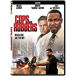 Cops and Robbers [DVD]