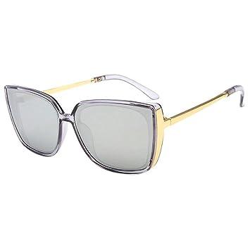 Gafas De Sol Niños Moda Vintage Gafas De Marco Cuadrado ...