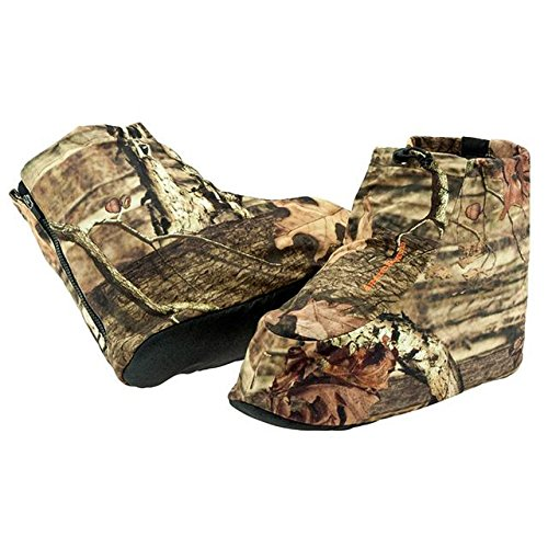 Arctic Shield Camo - ArcticShield Onyx-Arctic Shield-X-System Men's Boot Insulators (Mossy Oak Infinity camo Pattern, Large/Boot Size: 10-11)