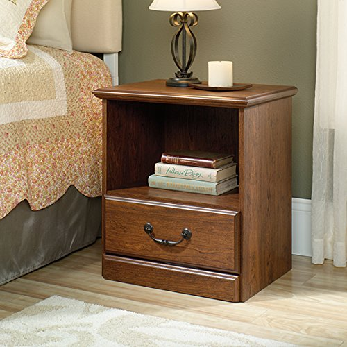 Cherry Bedside Table - 6