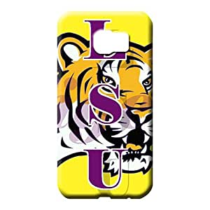 samsung galaxy s6 Appearance Design Protective phone cover shell lsu tigers