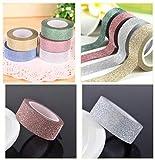 Washi Masking Tape Set of 10 Rolls-Decorative