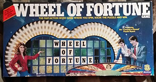 Wheel of Fortune Game 1985 (Phrases Fortune Christmas Of Wheel)