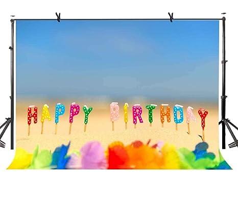 Joneaj 7x5ft Herzlichen Glückwunsch Zum Geburtstag Amazon