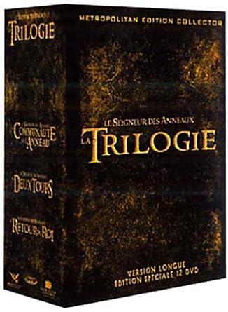 Le Seigneur des Anneaux : La Trilogie [Francia] [DVD]: Amazon.es ...