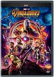Vingadores. Guerra Infinita [DVD]