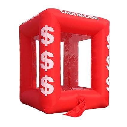 Amazon.com: BMGIANT - Cubo hinchable para dinero (87 ...