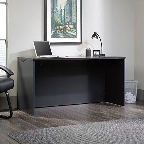 Sauder 419600 Via Credenza, Bourbon Oak Finish