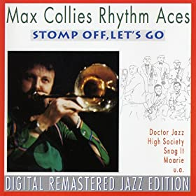 Max Collie Rhythm Aces - Á Paris