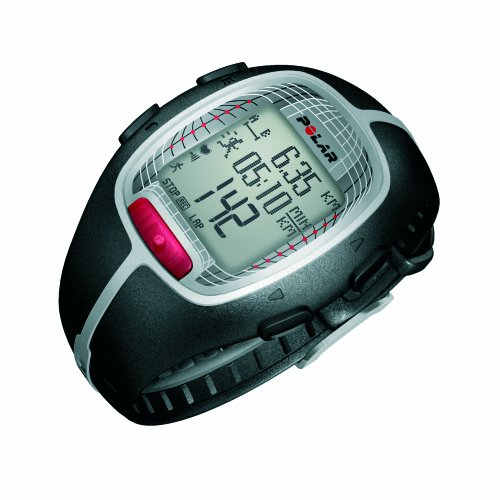 Polar Bike computer with heart monitor RS300X black