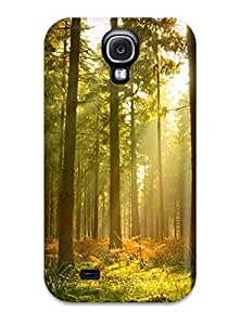 Case Cover Forest/ Fashionable Case For Galaxy S4 by lolosakes