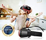 BNEXT VR Headset Compatible with iPhone & Android