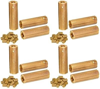 (4 Pack) Star Mark Dog Treat Rod (Medium)