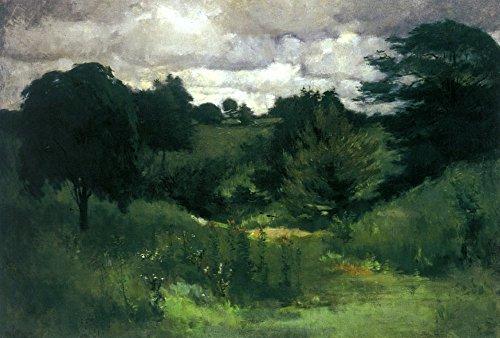 The Museum Outlet - Dark Trees, Cincinnati, 1882 - Canvas Print Online Buy (60 X 80 - Cincinnati Shopping Outlets