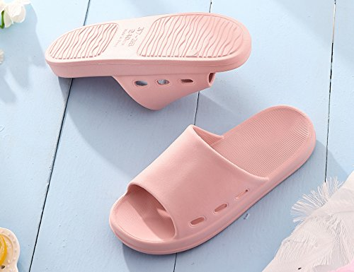House Home Sole Foams Sandals Shower Slippers Slides Women's Shoes Proof Bathroom Skid Celery Soft AzqSxS