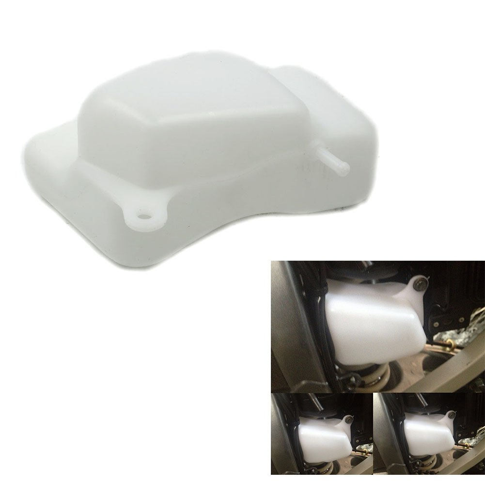 Water Coolant Bottle Overflow Reservoir Tank For Suzuki DR-Z400 DRZ 400 DRZ400SM DR-Z400S D R Z 400