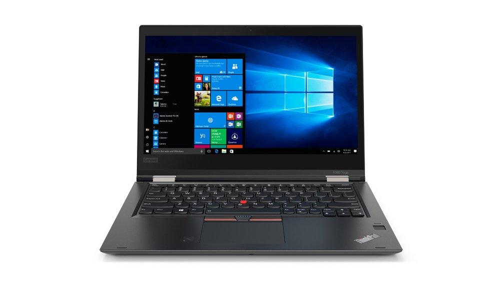 Lenovo ThinkPad X380 Yoga Black Hybrid (2-in-1) 33.8 cm ...