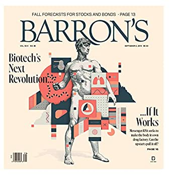 Amazon com: Barron's: Kindle Store