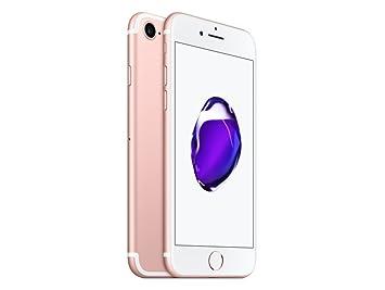 84208c28bee Apple iPhone 7 Smartphone Libre Oro Rosa 128GB (Reacondicionado):  Amazon.es: Electrónica